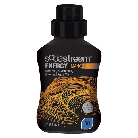 SodaStream™ Mango Energy Soda Mix
