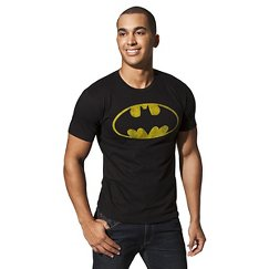 Men's Batman Shield T-Shirt