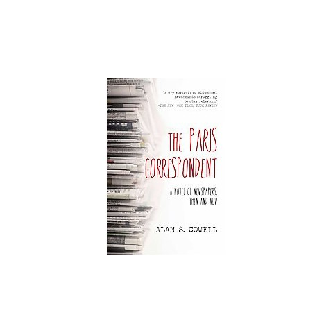 The Paris Correspondent (Reprint) (Paperback)