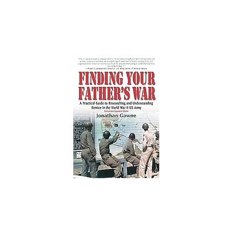 Finding Your Father's War (Paperback)