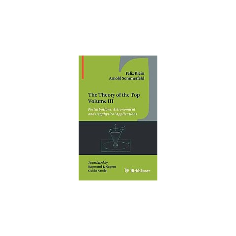 The Theory of the Top (3) (Hardcover)