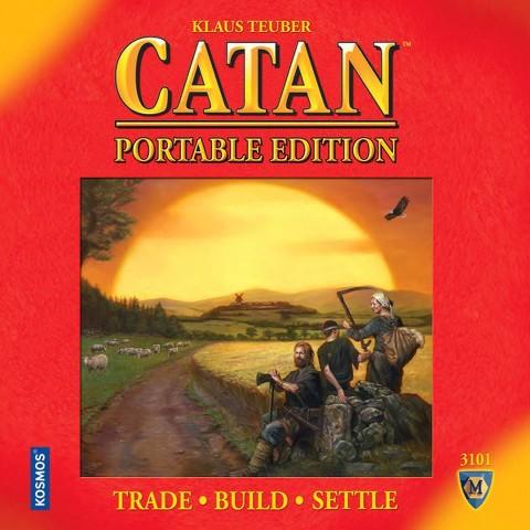 Mayfair Games Catan Portable Edition