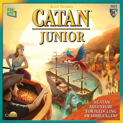 Mayfair Games Catan Junior Family Game