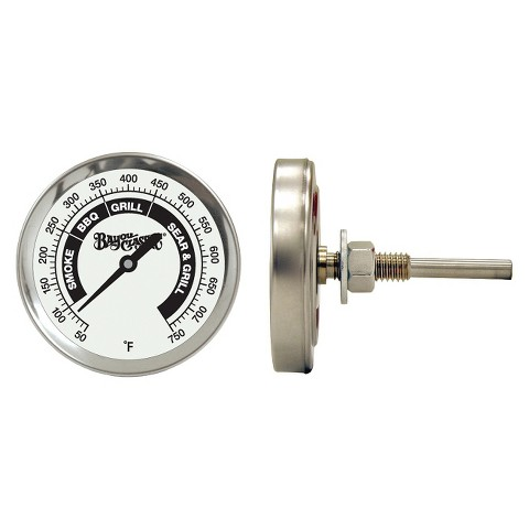 Bayou® Classic Stainless Grill Temperature Gauge