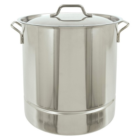 Bayou® Classic Stainless Tri-Ply Stockpot - 40 Qt.