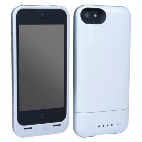 mophie iP5 Juice Pack – White (39471TGR)