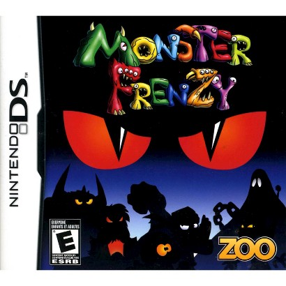 Monster Frenzy PRE-OWNED (Nintendo DS) product details page