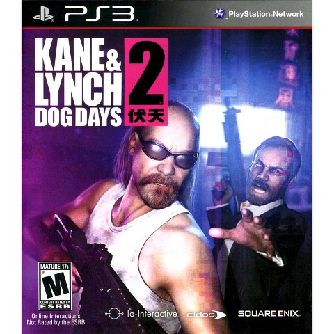 Kane & Lynch 2: Dog Days PRE-OWNED (PlayStation 3)