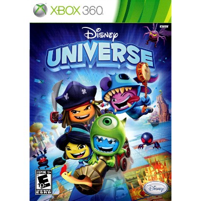 Disney Universe PRE-OWNED (Xbox 360)