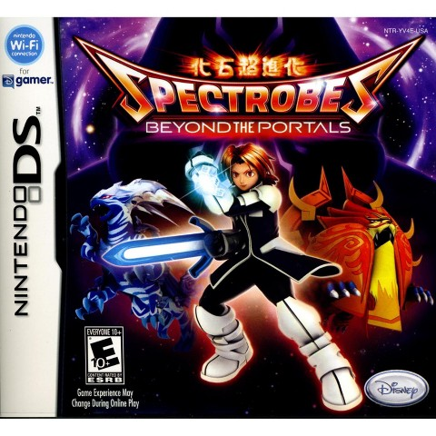 Spectrobes Beyond The Portals PRE-OWNED (Nintendo DS)