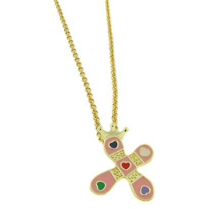 Lily Nily Alphabet Pendant Collection