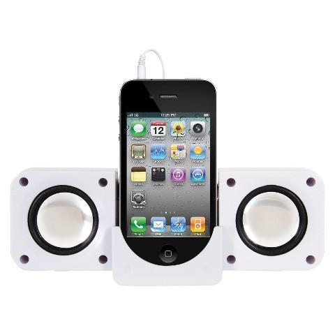 i.Sound 5-in-1 Travel Sound - White (ISOUND-1615)