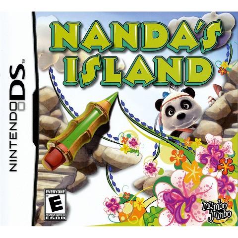 Nanda's Island PRE-OWNED (Nintendo DS)