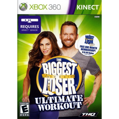 The Biggest Loser: Ultimate Workout PRE-OWNED (Xbox 360 Kinect)