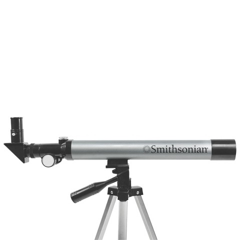 Smithsonian® Refractor Telescope with Aluminium Table Top (40mm)