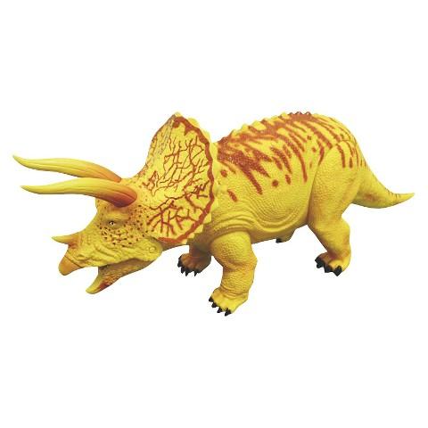 Geoworld DINO DAN™ Triceratops Action Dinosaur Figure