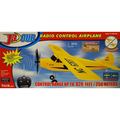 Golden Bright J3-CUB Radio Control Airplane