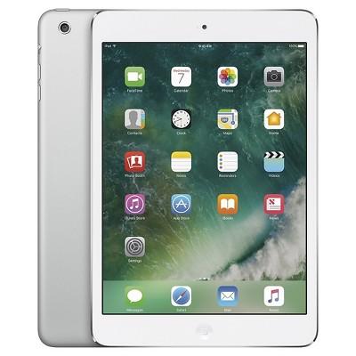Apple® iPad Mini 2 16GB Cell(Verizon) - Silver/White (MF075LL/A)