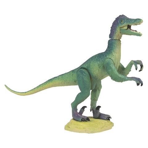 Geoworld DINO DAN™ Velociraptor Action Dinosaur Figure