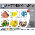 Smithsonian® Mega Science Lab Kit