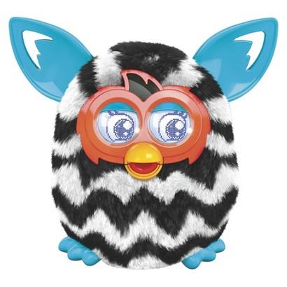 Furby Boom - Zigzag Stripes