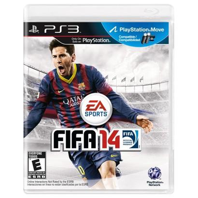 FIFA 14 (PlayStation 3)
