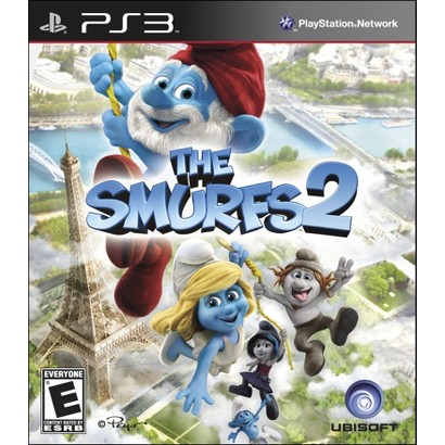 Smurfs 2 (PlayStation 3)