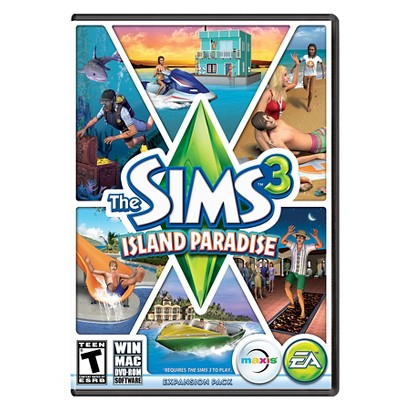 The Sims 3: Island Paradise - Limited Edition (PC Games)