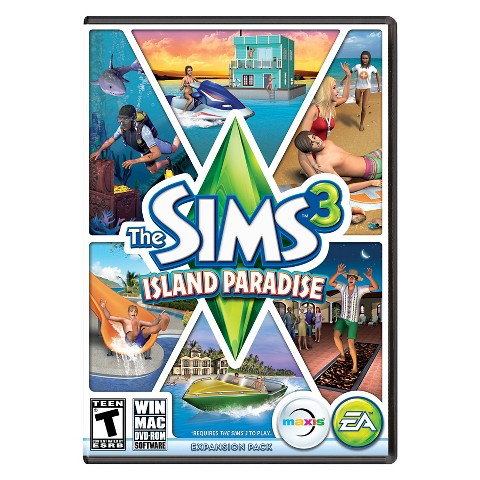 The Sims 3: Island Paradise (PC Games)