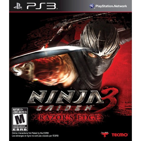 Ninja Gaiden 3: Razor's Edge (PlayStation 3)