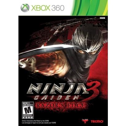 Ninja Gaiden 3: Razor's Edge (Xbox 360)