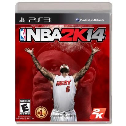 NBA 2K14 (PlayStation 3)