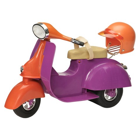 Our Generation Scooter (Fuchsia)