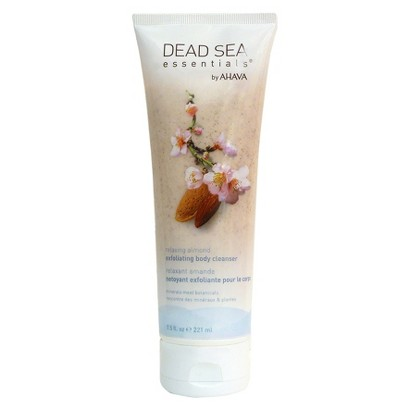 Dead Sea Essentials®  by AHAVA Relaxing Almond Exfoliating Body Cleanser