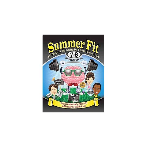 Summer Fit Seventh to Eighth Grade (Student) (Paperback)