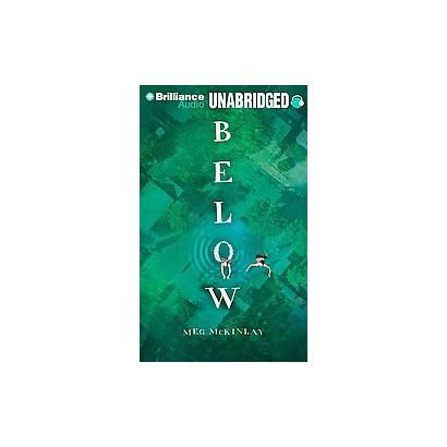 Below (Unabridged) (Compact Disc)