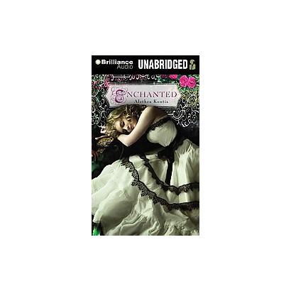 Enchanted (Unabridged) (Compact Disc)