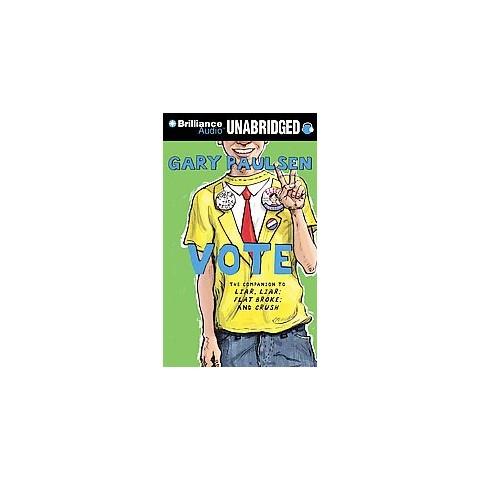 Vote (Unabridged) (Compact Disc)