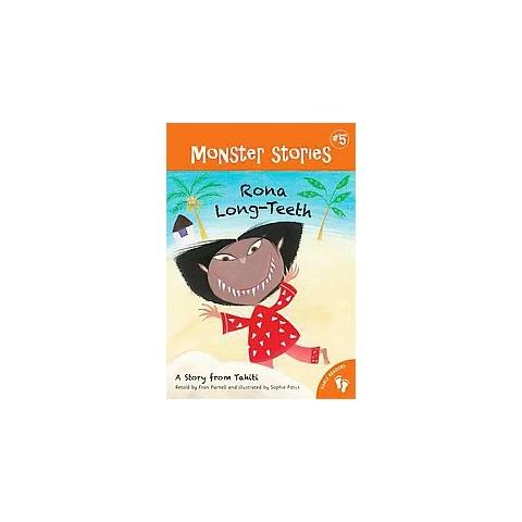 Rona Long-Teeth (Paperback)