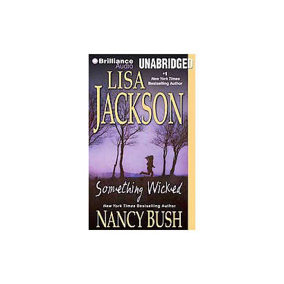 Something Wicked (Unabridged) (Compact Disc)