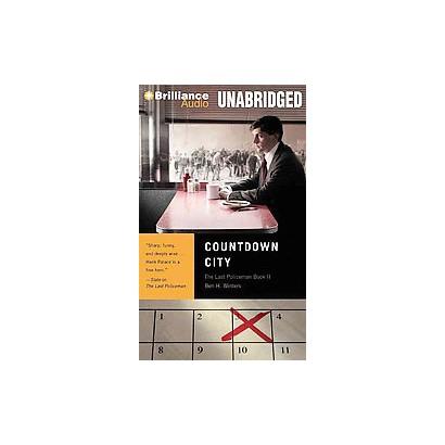 Countdown City (Unabridged) (Compact Disc)