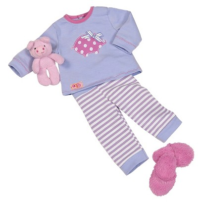 "Our Generation 18"" Doll Outfit - Pjs"