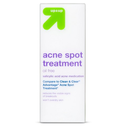 up & up™ Cleansing Acne Treatment - .75 oz