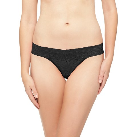Women's All Over Lace Thong - Gilligan & O'Malley®