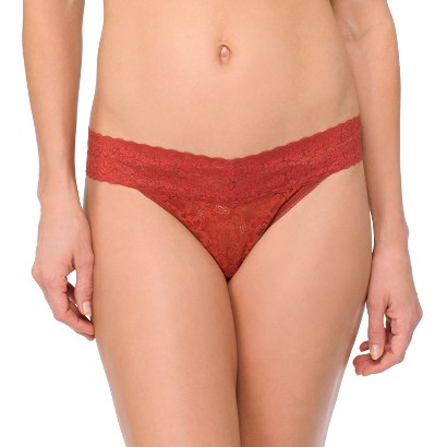Women's All Over Lace Thong
