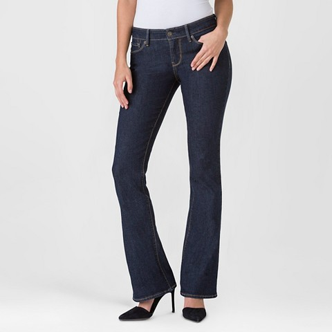 DENIZEN® Women's Essential Stretch Bootcut Jean - Limo