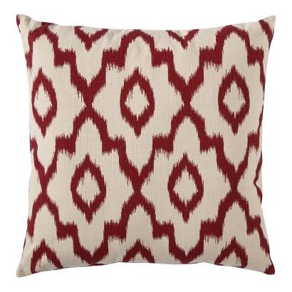 """Threshold™ Ikat Toss Pillow (18x18"""")"""