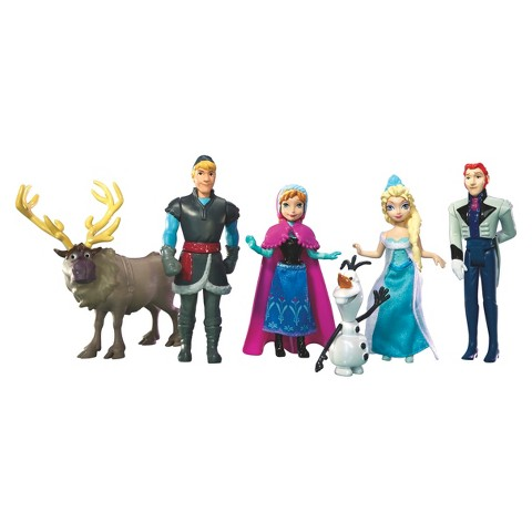Disney Frozen Story Doll Collection Gift Set