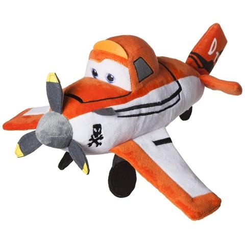 Disney® Planes Cuddle Pillow - Orange
