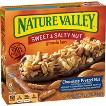 Nature Valley Sweet & Salty Chocolate Pretzel Nut Granola Bars 6 ct
